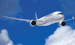 Air France comenzará a recibir sus Airbus A350-900 en 2019.