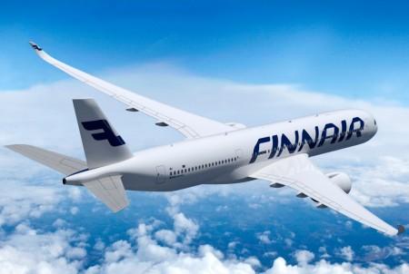 Airbus A350 de Finnair.