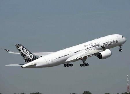 Airbus A350 msn005