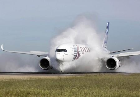 Airbus A350 msn004