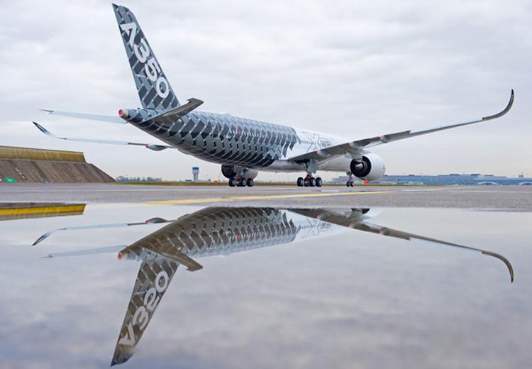 Airbus A350 msn002