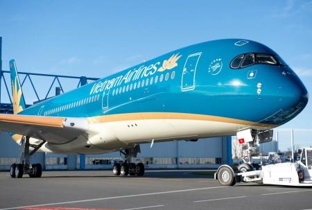 Vietnam Airlines fue la segunda aerolínea en poner en servicio el A350. Ya opera cuatro de un pedido inicial de 14.