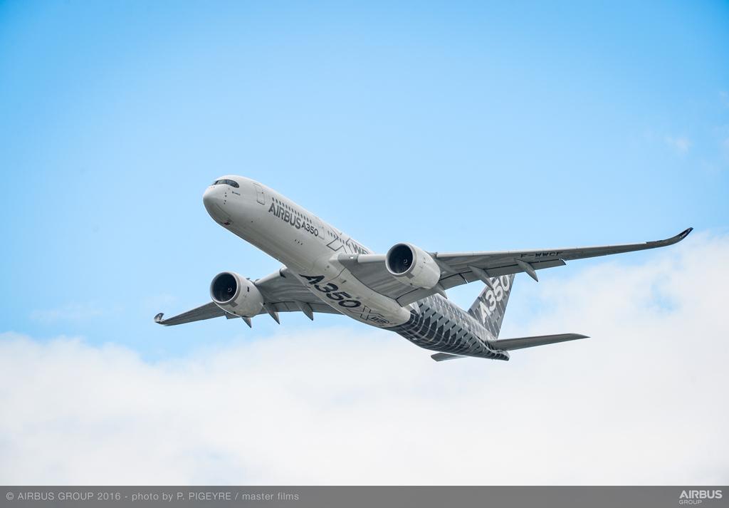 El nuevo Airbus A350 XWB, ejemplo de la aportación de la ingeniería española a un producto innovador