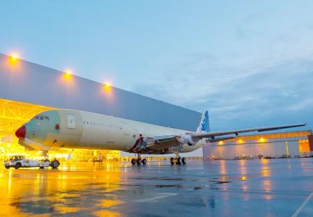 Airbus A350 msn1