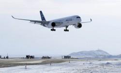 Durante las pruebas en Iqaluit se alcanzarón los 28 grados bajo cero.