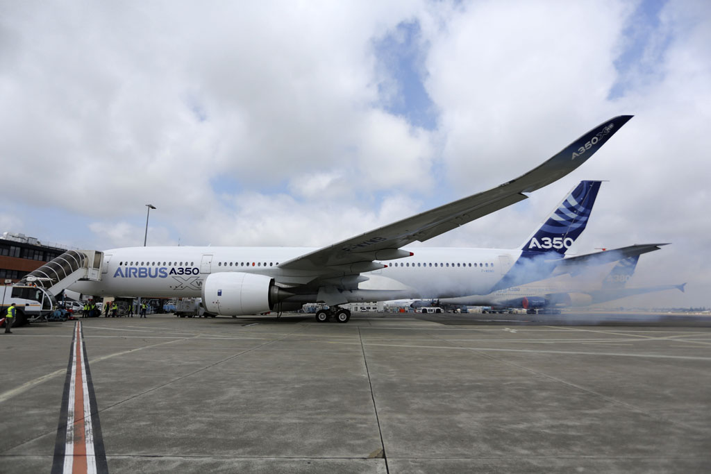 Airbus A350 msn001