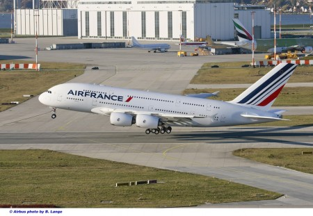 Air France incorpora el A380 en su ruta a Tokio