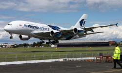 Airbus A380 de Malaysia Airlines