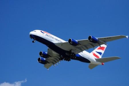British ha recibido hoy su primer A380