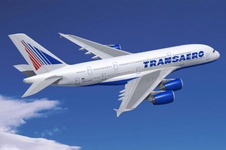 Transaero convierte en firme su pedido de 4 A380