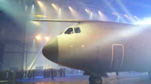 Airbus ofrecerá a siete países usuarios del A400M servicios de mantenimiento y apoyo.