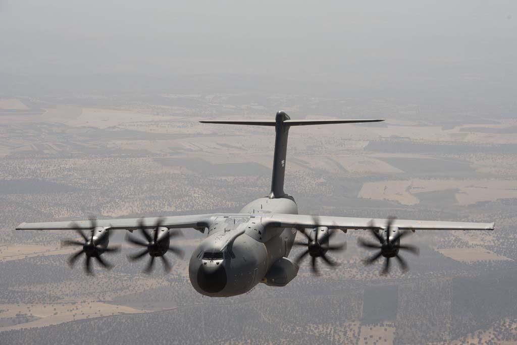 Los avances en el A400M han sido importantes en 2016 pero no han bastado para evitar que Airbus Group haya tenido que aprovisonar otros 2.200 millones de euros.