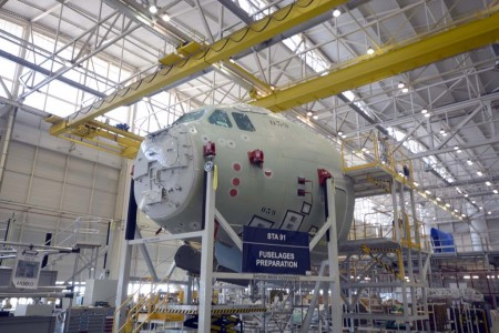 """Tom Enders sobre el A400M y las negociaciones con los clientes: """"Nos encantaría que ellos nos pagasen por nuestros errores pero  no va a ocurrir"""""""