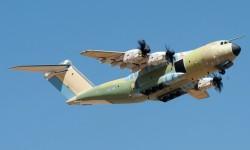 Primer Airbus Military A400M para la Fuerza Aérea de Turquía
