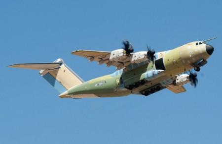 El primer A400M para Turquía podría ser entregado estos últimos días del año