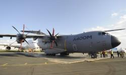Los contínuos fallos del motor TP400 fuerzan el retraso de la entrega del primer Airbus Miliatry A400M.