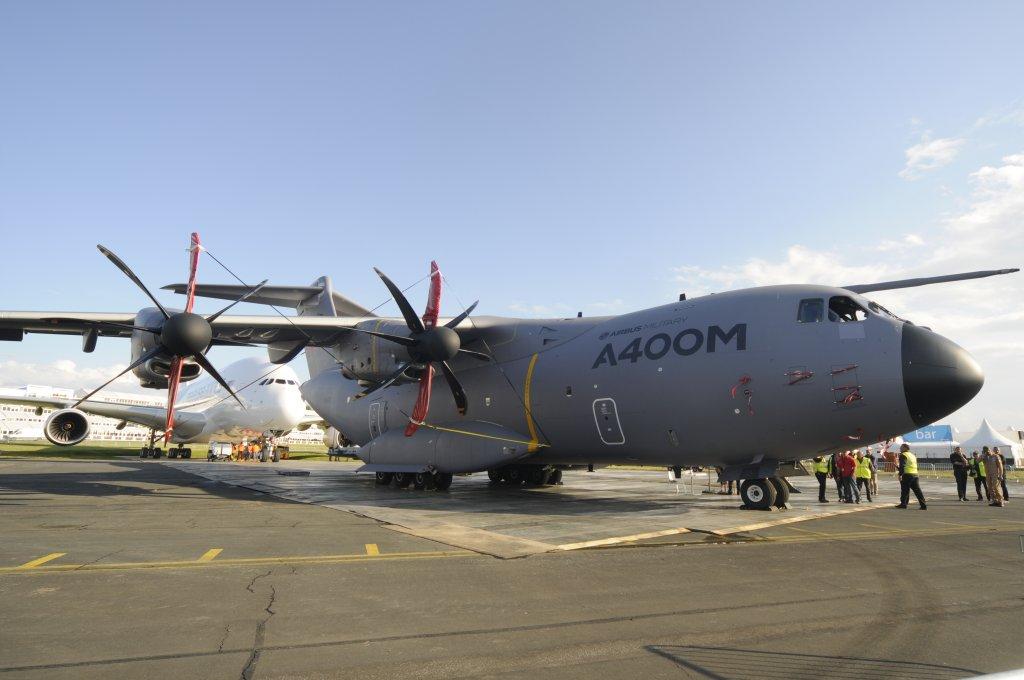 Airbus Military A400M