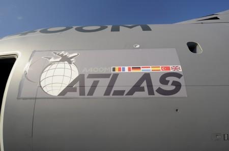 El A400M es Atlas para la RAF