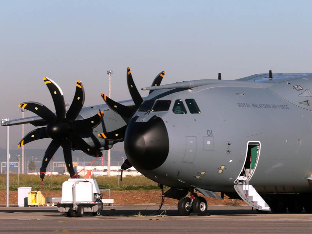 Airbus Ds ha comunicado a los operadores del A400M la necesidD de revisar la ECU de los motores.