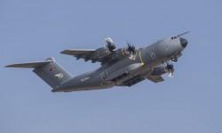 El primer A400M para Turquía será entregado en unas semanas según Airbus Military.