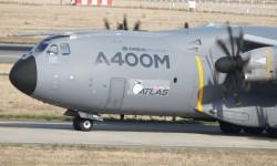AESA ha emitido su certificado civil para el A400M (foto Gorkano FR)