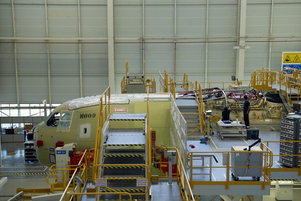 Airbus Military A400M msn 009