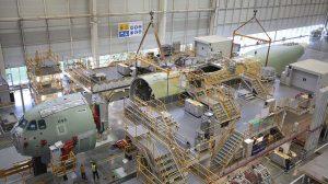 En 2017 se han entregado 20 A400M, 18 de ellos a clientes fuera de España.