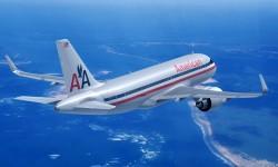 Airbus A319neo con colores de American Airlines