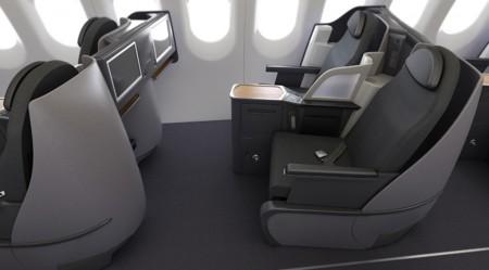 Clase Ejecutiva de los Airbus A321 de American Airlines
