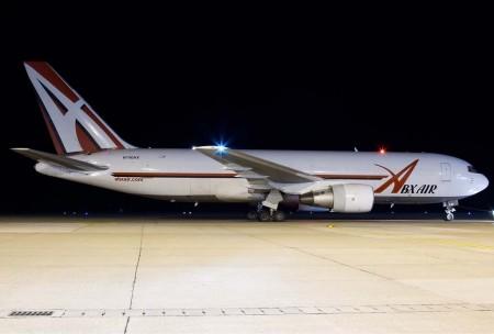 ABX será una de las dos aerolíneas que opere aviones Boeing 767 de carga para Amazon.