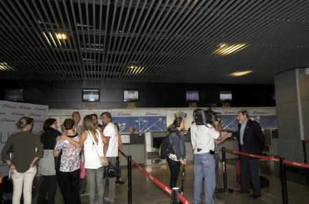 facturación del vuelo AEA 043 a Buenos Aires.