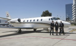 Air Europa Private Jets empieza con tres aviones, entre ellos este Cessna Citation Excel.