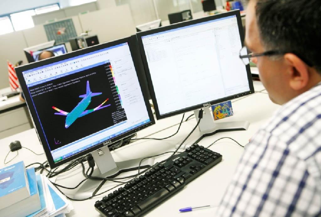 La división de ingeniería de Aernnova emplea a más de 1.000 personas