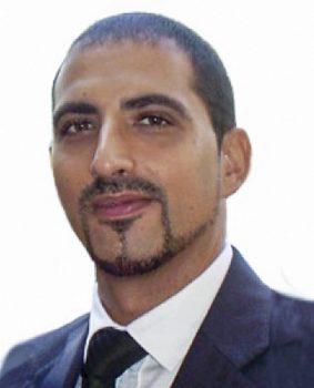 Iván Grande, nuevo director del aeropuerto de Melilla.