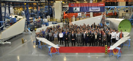 Aernnova entrega el avión número 1.000 de los Embraer E-Jets