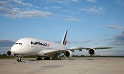 El Airbus A380 es, interiormente, uno de los aviones más silenciosos: hasta 5 dB menos que otros aviones de largo recorrido.