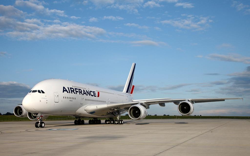 Airbus A380 de Air France.