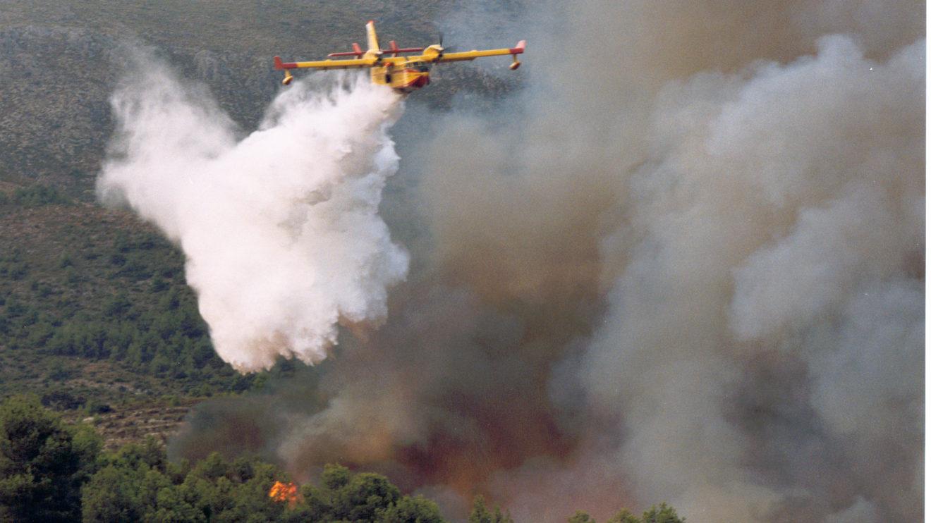 En 2017 hubo 13.793 conatos y pequeños incendios y 56 grandes incendios en España.