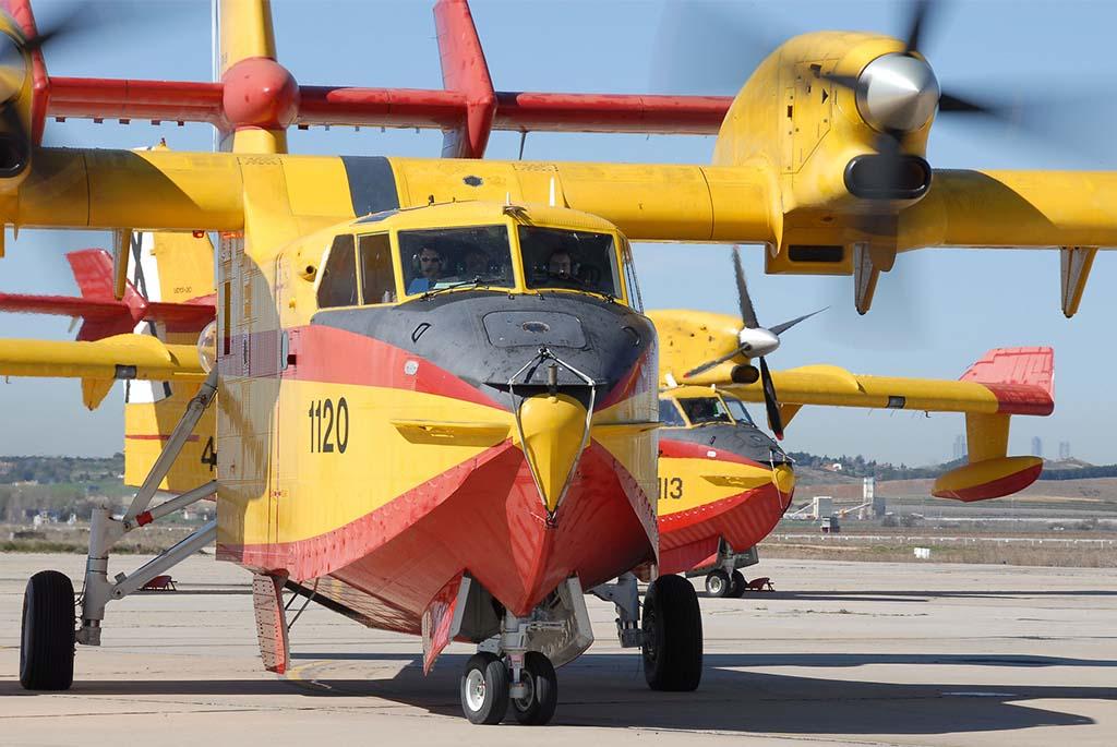 El Grupo 43 y sus antecesores han perdido a 15 tripulantes en seis accidentes a lo largo de su historia.