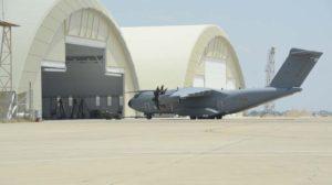 El Ejército del Aire ha adquirido 27 A400M de los que ha recibido ya dos, pero 13 de ellos se han declarado ya excedentes y se está buscando un comprador para ellos.