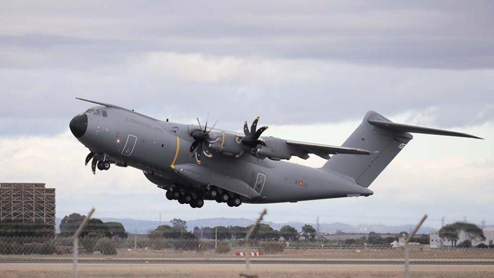 España recibirá dos nuevos A400M en 2018.