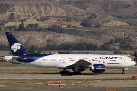 Boeing 777-200 de Aeroméxico