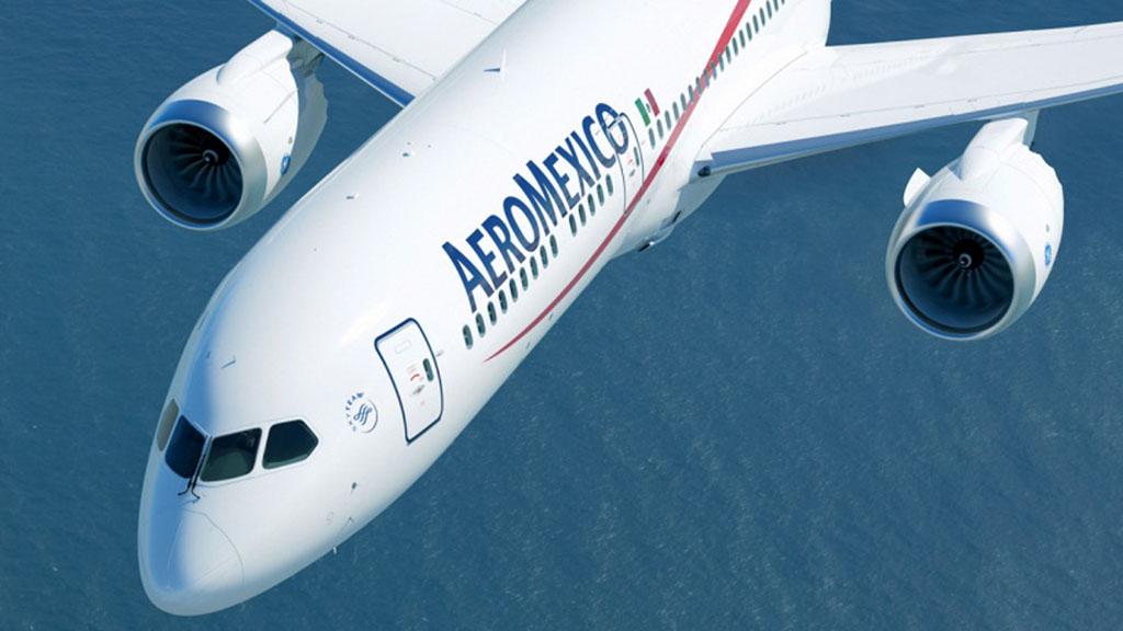 Boeing 787 de Aeroméxico