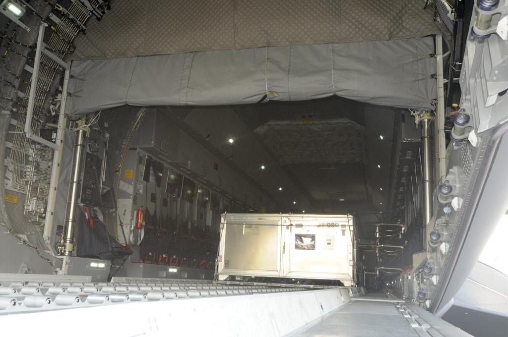Bodega del A400M