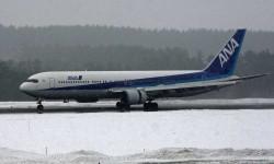 Boeing 767 similar al accidentado en Tokyo