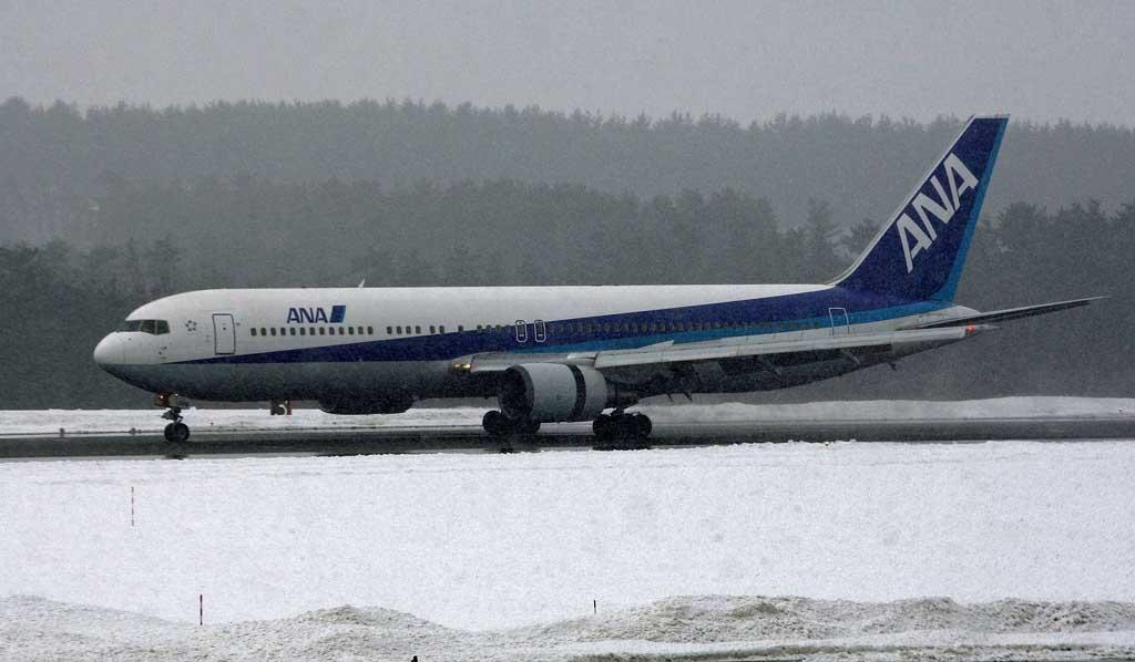 Boeing 767 de ANA