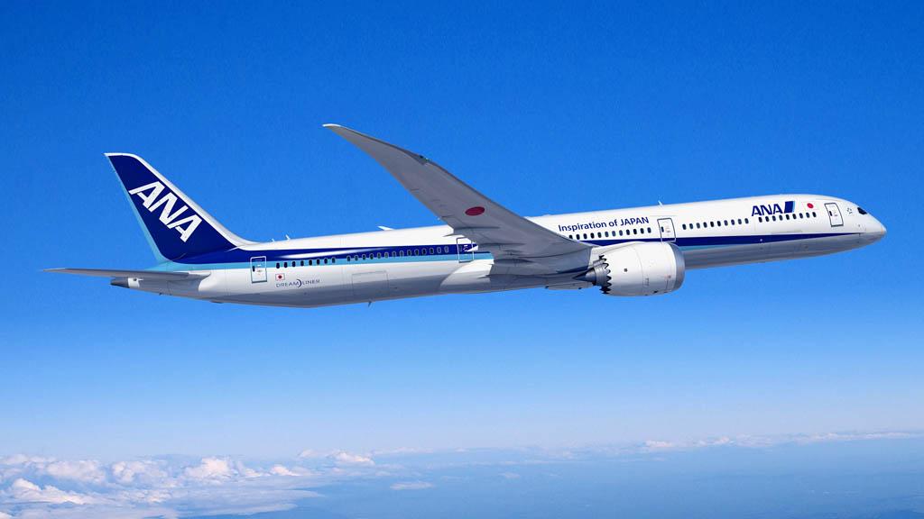 Boeing 787-10 de ANA