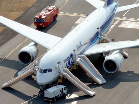 Boeing 787 de ANA
