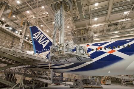 Cadena de producción del B-787