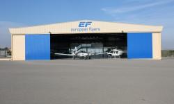 European Flyers celebra una jornada de puertas abiertas el 18 de junio en el aeropuerto de Cuatro Vientos.